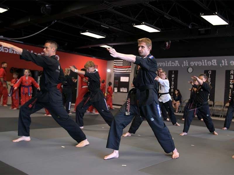 adult martial arts training in littleton