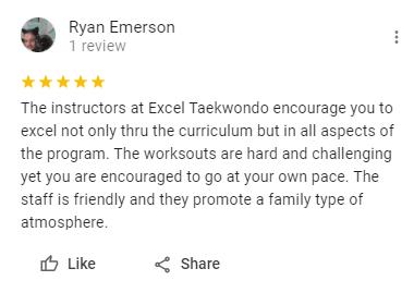 Adult1, Excel Taekwondo Littleton CO