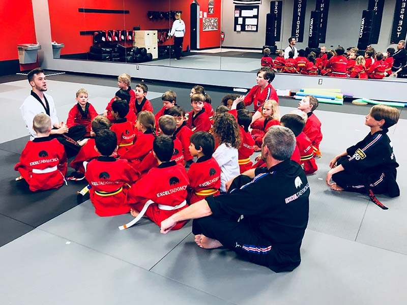 preschool martial arts school in littleton